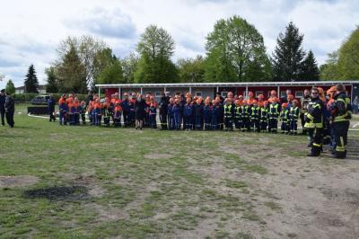 Foto zur Meldung: Stadtjugendfeuerwehrtag der Städte Perleberg und Wittenberge
