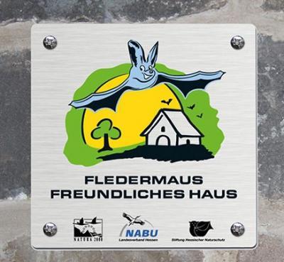 Vorschaubild zur Meldung: Fledermausausstellung des NABU Flieden vom 14. bis 24. Mai 2019 im Foyer des Rathauses Flieden
