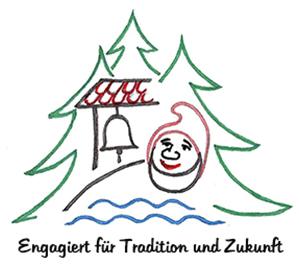 Foto zur Meldung: Die alte Apotheke und der Thüringer Wandersmann