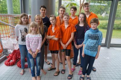 Frühjahrsschwimmfest in Görlitz