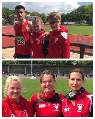 Vorschaubild zur Meldung: 04.05.2019: NRW-Langstreckenmeisterschaften, Neuss