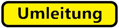 Vorschaubild zur Meldung: Achtung Straßensperrung !