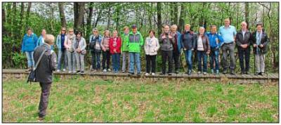 Vorschaubild zur Meldung: Wald-Verein unternimmt Fahrt ins Blaue