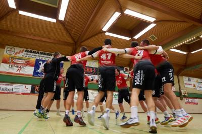 Vorschaubild zur Meldung: 2. Herren und WB-Jugend steigen in die Landesliga auf!