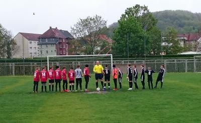 Vorschaubild zur Meldung: Fb-mJD1: FSV Eintracht Eisenach – FSV Wacker 03 Gotha II