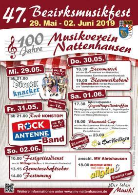 Flyer Nattenhausen 2019