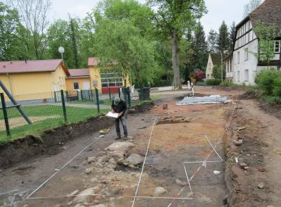 Vorschaubild zur Meldung: Bauarbeiten können zügig weiter gehen