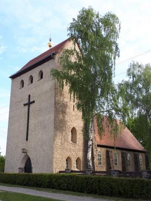ev. Kreuzkirche in Mahlsdorf