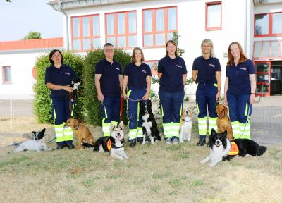 Rettungshundestaffel Wittenberge 2018