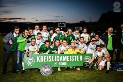 Vorschaubild zur Meldung: Meister der Kreisliga 2018/2019