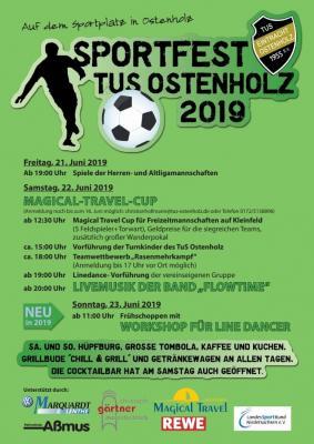 Foto zur Meldung: Sportfest beim TuS Ostenholz