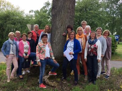 Teilnehmerinnen des KLFV Vechta