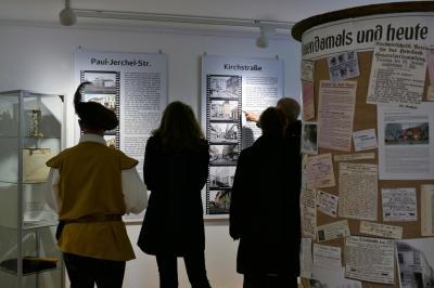 Vorschaubild zur Meldung: Nauen damals & heute II - Ausstellung im Richart-Hof