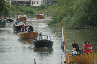 Vorschaubild zur Meldung: 5. Tuckerboottreffen in Buxtehude