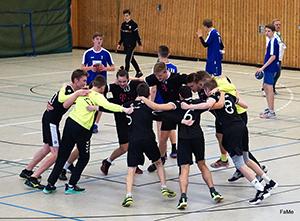 Vorschaubild zur Meldung: B-Jugend rockt die Sachsenliga-Qualifikation