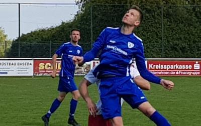 Vorschaubild zur Meldung: Fussball (Bezirksliga) - Wichtiger Sieg im Heimspiel gegen Baiersbronn / Neuzugang Christian Hayer erstmals für die Sportfreunde