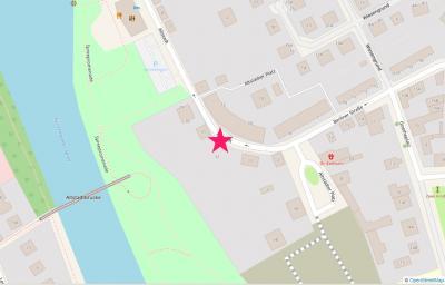 Vorschaubild zur Meldung: Altstadt vom 20. bis 24. Mai im Bereich Nr. 32 gesperrt
