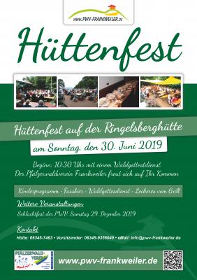 Foto zur Meldung: Hüttenfest 2019
