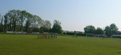 Foto zur Meldung: Fußball D-Junioren: Heimsieg gegen Salza