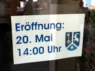 Vorschaubild zur Meldung: Bibliotheksfiliale Eggersdorf umgezogen