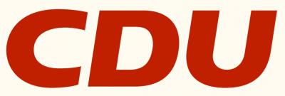 Logo der Christlich Demokratischen Union