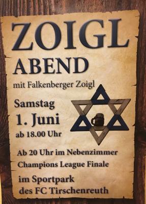 """Vorschaubild zur Meldung: Zoigl-Abend in der Gaststätte """"Am Stadtteich"""""""