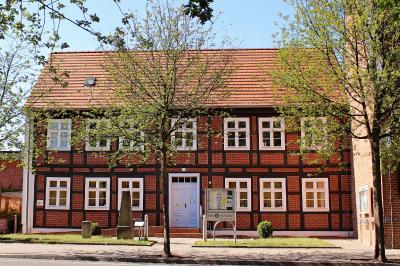 Das Bürgerbüro der Stadt Nauen.