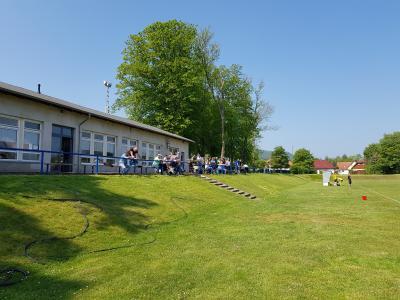 Foto zur Meldung: Fussball: C-Junioren auf dem Weg zur Meisterschaft