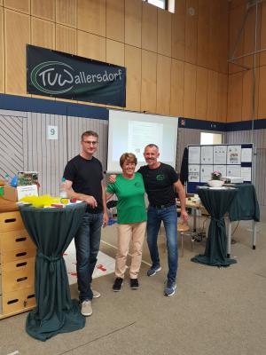 Vorschaubild zur Meldung: Fotos zur 1.Gesundheitsmesse in Wallersdorf
