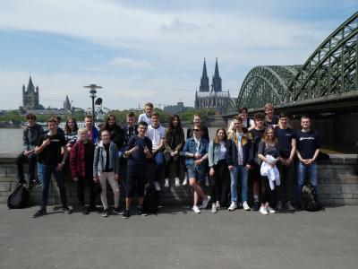 Foto vom Album: Klassenfahrt der 11LB nach Köln