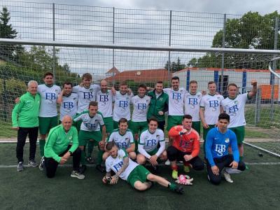 Foto zur Meldung: Erneuter Einzug in das Pokalfinale des Ostbrandenburg-Pokal
