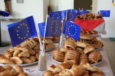 Vorschaubild zur Meldung: Europatag