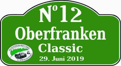 Foto zur Meldung: 12. Oberfranken Classic 2019!