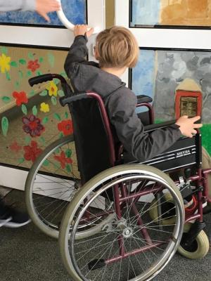 """Vorschaubild zur Meldung: Ethik: Projekt """"Leben mit Behinderung"""""""