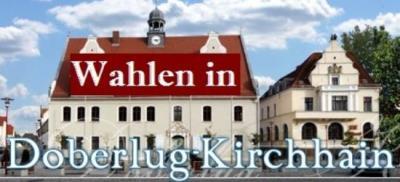 Wahlen in Doberlug-Kirchhain