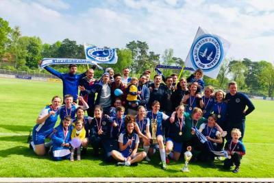 Wir sind Pokalsiegerinnen!!!