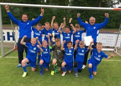 Kreispokal Sieger Emsland Nord - SC BW 94 Papenburg E1
