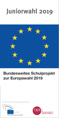 Vorschaubild zur Meldung: Juniorwahl 2019 am TGSBBZ Saarlouis