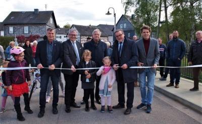 K 18 Straßeneinweihung - OD Ohlweiler am 10.05.2019
