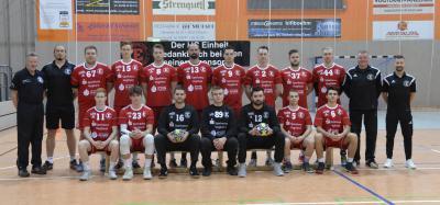 Foto zur Meldung: HCE Plauen spielt auch nächste Saison Mitteldeutsche Oberliga