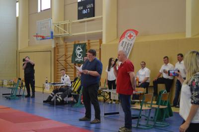 Foto zur Meldung: 22. Kinder- und Jugendsportspiele im Landkreis OSL - Sumo
