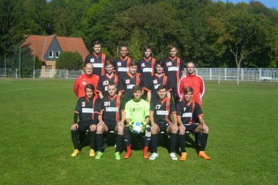 Vorschaubild zur Meldung: Fb-mJB: TSV 1869 Sundhausen - FSV Eintracht Eisenach