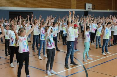 Vorschaubild zur Meldung: Projektwoche an der Haineck-Schule
