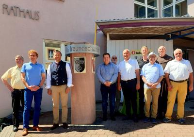 Vorschaubild zur Meldung: Viermal Poppenhausen in Franken, Baden, Thüringen und Hessen