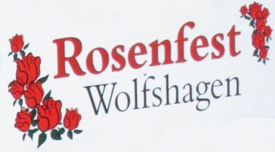Vorschaubild zur Meldung: 12./13. Juli 2019 - Rosenfest Wolfshagen