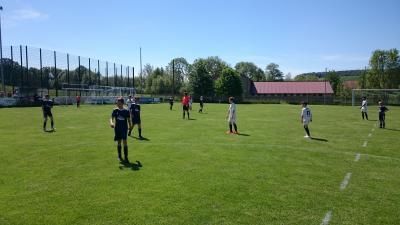 Vorschaubild zur Meldung: Fb-mJD2: SG FSV Lautertal Bischofroda - FSV Eintracht Eisenach II