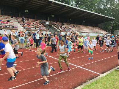 Vorschaubild zur Meldung: Sportabzeichen-Challenge Delmenhorst 2019