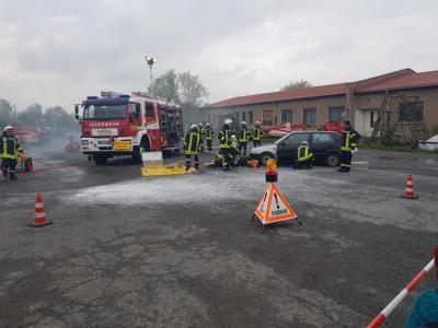Vorschaubild zur Meldung: 11.05.2019 - Jubiläum der Feuerwehr Börnersdorf