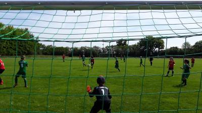 Vorschaubild zur Meldung: Fb-mJF1: TSV Großfahner - FSV Eintracht Eisenach