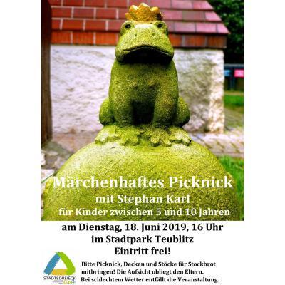 """Vorschaubild zur Meldung: """"Städtedreieck liest"""" veranstaltet Literarisches Picknick für Kinder"""